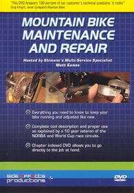 Mtb Maintenance & Repairs - (Import DVD)