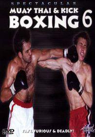 Muay Thai Boxing Vol.6 - (Import DVD)