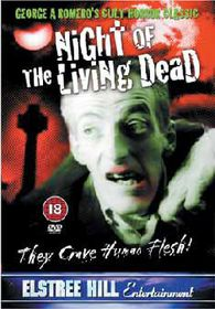 Night of the Living Dead G.Romero's Cult Horror Classic - (Australian Import DVD)