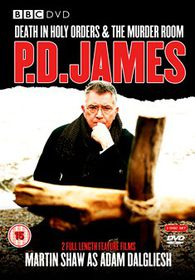 P.D.James-Death In Holy/Murder - (Import DVD)