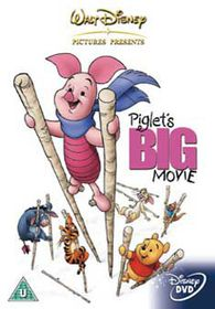 Piglet's Big Movie - (Import DVD)