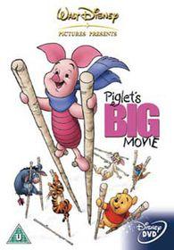 Piglet's Big Movie - (Import DVD)