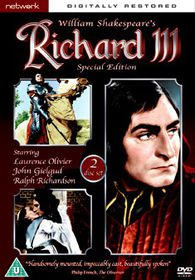 Richard III (Special Edition) - (Import DVD)