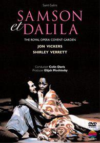 Saint Saens-Samson Et Dalila (Royal Opera) - (Import DVD)