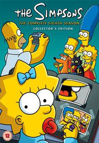 Simpsons - Series 8 - (Import DVD)