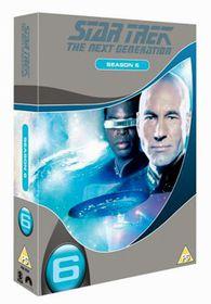 Star Trek: The Next Generation - Series 6 - (Import DVD)