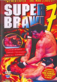 Superbrawl 7 - (Import DVD)
