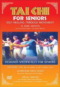 Tai Chi For Seniors - (Import DVD)
