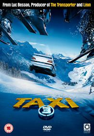 Taxi 3 - (Import DVD)