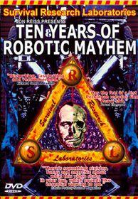 Ten Years of Robotic Mayhem - (Import DVD)