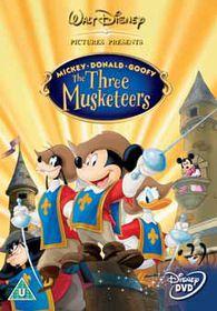 Three Musketeers (Animated) - (Import DVD)