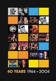 Top of the Pops-40Th Annivers. - (Import DVD)