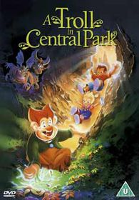 Troll In Central Park - (Import DVD)