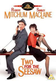 Two For the Seesaw - (Import DVD)
