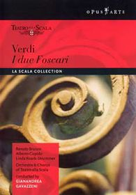 Verdi-I Due Foscari (La Scala) - (Import DVD)