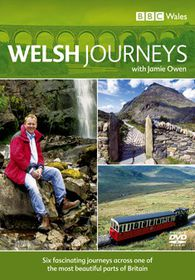 Welsh Journeys With Jamie Owen (2 Discs) - (Import DVD)