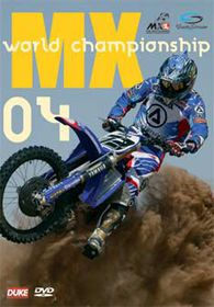 World Moto-X Gp Review 2004 - (Import DVD)