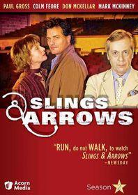 Slings & Arrows Season 2 - (Region 1 Import DVD)