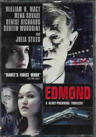 Edmond - (Region 1 Import DVD)