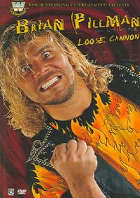 Brian Pillman:Loose Cannon - (Region 1 Import DVD)