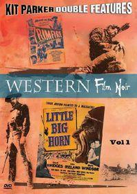 Western Film Noir Df Vol 1 - (Region 1 Import DVD)