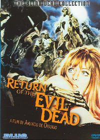 Return of the Evil Dead - (Region 1 Import DVD)