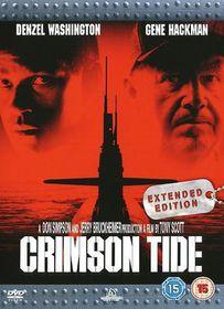 Crimson Tide Extended Cut - (Import DVD)