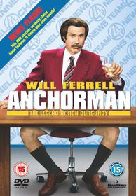 Anchorman - The Legend of Ron Burgundy - (Import DVD)