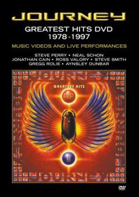 Journey-Greatest Hits 78-97 - (Import DVD)