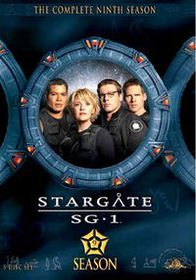 Stargate SG 1 - Season 9 - (Region 1 Import DVD)