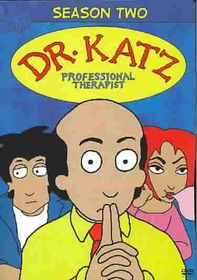 Dr. Katz, Professional Therapist - Season 2 - (Region 1 Import DVD)