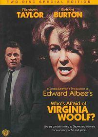 Who's Afraid of Virginia Woolf:SE - (Region 1 Import DVD)