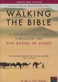 Walking the Bible - (Region 1 Import DVD)