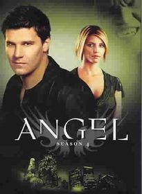 Angel Season 4 - (Region 1 Import DVD)