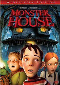 Monster House (Region 1 Import DVD)