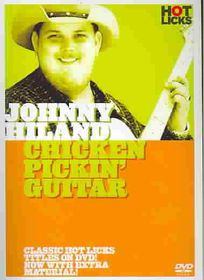 Johnny Hiland:Chicken Pickin Guitar - (Region 1 Import DVD)