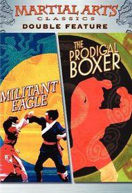 Militant Eagle/Prodigal Boxer - (Region 1 Import DVD)