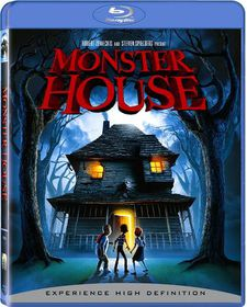 Monster House - (Region A Import Blu-ray Disc)