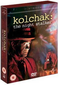 Kolchak The Night Stalker - (Import DVD)