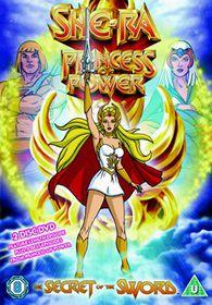 She Ra-Secret Of The Sword - (Import DVD)