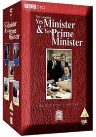 The Complete Minister Box Set (7 disc) - (DVD)