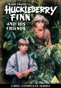 Adventures Of Huckleberry Finn (TV Series) - (Import DVD)