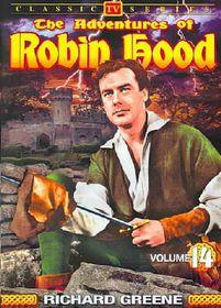 Adventures of Robin Hood Vol 14 - (Region 1 Import DVD)