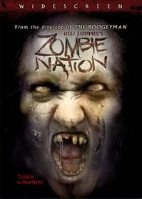 Zombie Nation - (Region 1 Import DVD)