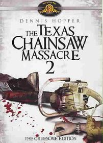 Texas Chainsaw Massacre 2 Gruesome Edition - (Region 1 Import DVD)