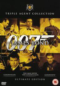 James Bond Ultimate Golden Set (Import DVD)
