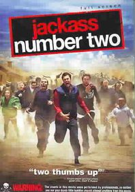 Jackass Number Two - (Region 1 Import DVD)