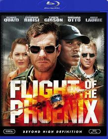 Flight of the Phoenix - (Region A Import Blu-ray Disc)