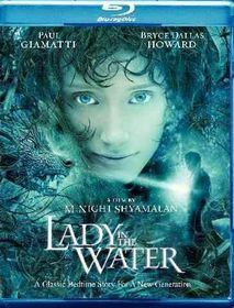 Lady in the Water - (Region A Import Blu-ray Disc)