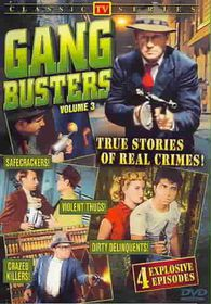 Gang Busters Vol 3 - (Region 1 Import DVD)
